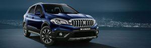 Suzuki SX4 SCROSS adalah mobil SUV yang dimiliki Suzuki..... Dapatkan kenyamanan berkendara dengan Suzuki SX4 SCROSS.,...., harga terjangkau, nyamannya dapat